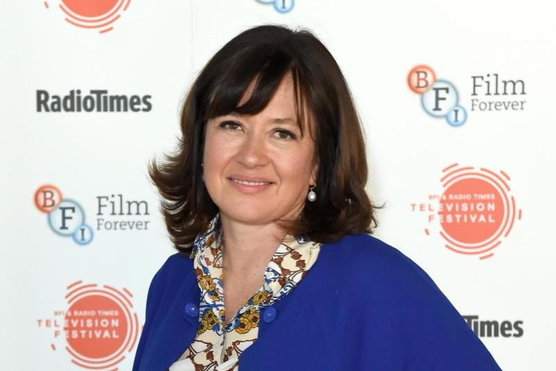 Daisy Goodwin said she was cross, but not traumatised, at the time: Getty Images