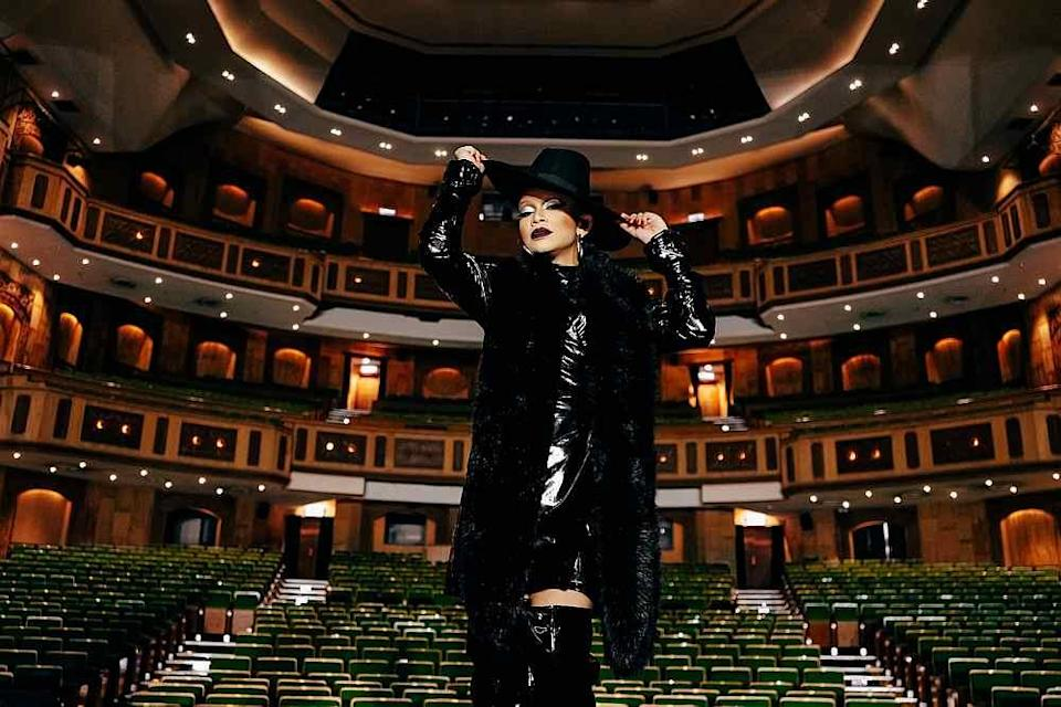 Zamaera will be the first-ever artiste to have a hip-hop performance at Istana Budaya. — Picture courtesy of Gushcloud