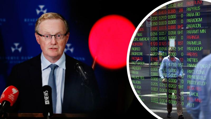 The ASX200 has opened higher ahead of the Reserve Bank's decision. Images: Getty