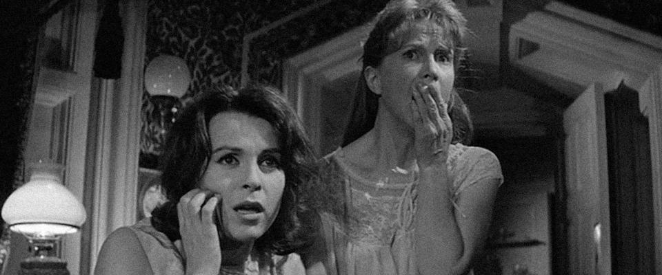 1963 film The Haunting was based on the Shirley Jackson novel