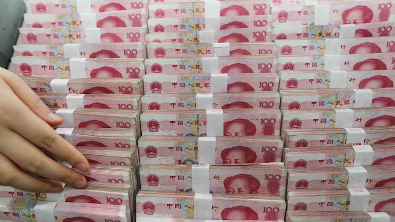 Three tonnes of mouldy cash show why China is taking action against Huarong's debt burden