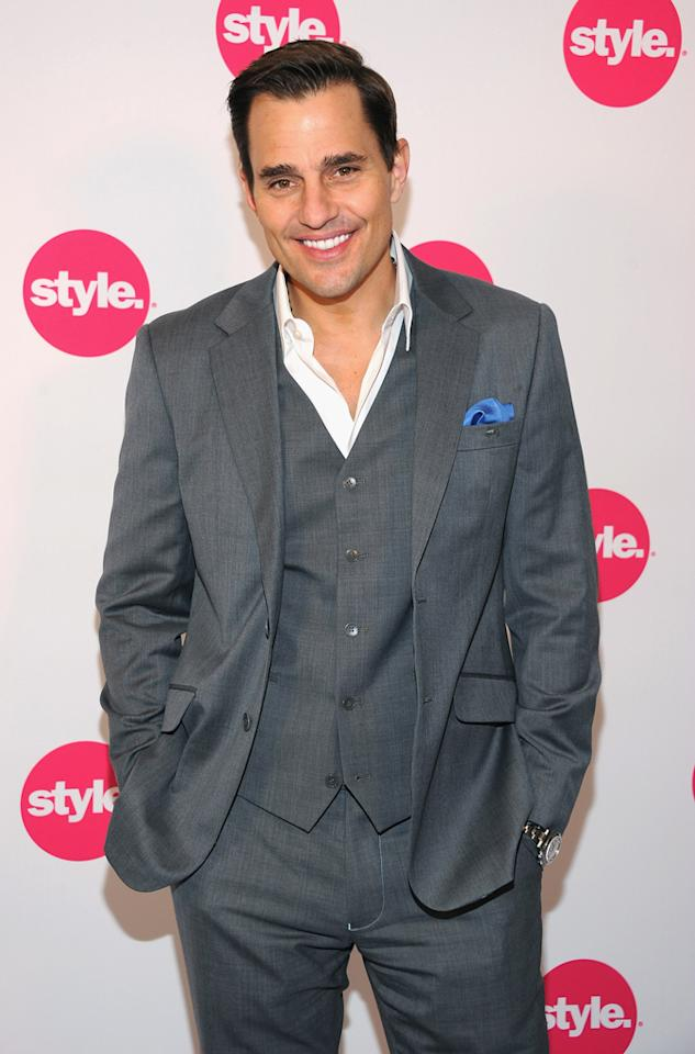 "Bill Rancic (""Giuliana & Bill"") attends Style Network's Upfront Presentation at DVF Studio on April 18, 2012 in New York  City."
