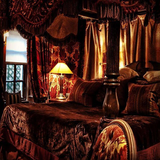 """<p><a href=""""https://www.thewitchery.com/"""" rel=""""nofollow noopener"""" target=""""_blank"""" data-ylk=""""slk:The Witchery"""" class=""""link rapid-noclick-resp"""">The Witchery</a> redefines indulgence: the Royal Mile location under the castle makes this boutique gothic hotel an impressive getaway.</p><p><a href=""""https://www.instagram.com/p/CD4aYsgDe7v/?utm_source=ig_embed&utm_campaign=loading"""" rel=""""nofollow noopener"""" target=""""_blank"""" data-ylk=""""slk:See the original post on Instagram"""" class=""""link rapid-noclick-resp"""">See the original post on Instagram</a></p>"""