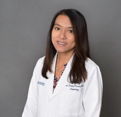 Dr. Thao Truong Pascual has assumed the clinical leadership role for DaVita's growing nephrology practice management arm