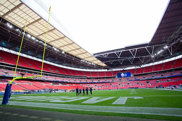More games in London, or other international cities, could be on tap for the NFL. (Photo by Martin Leitch/Icon Sportswire via Getty Images)