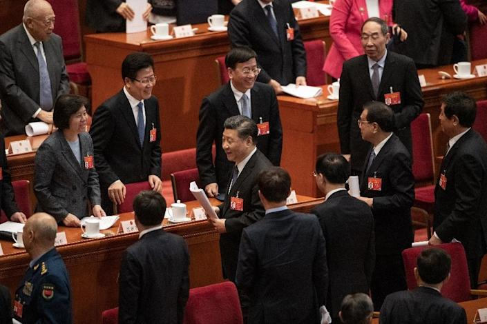 The legislation aims to address long-running grievances from foreign businesses (AFP Photo/FRED DUFOUR)