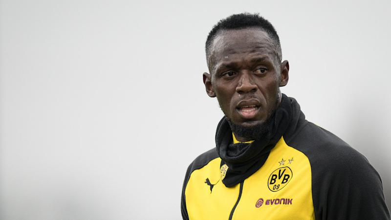Usain Bolt set for another three-week Dortmund stint as he chases football dream