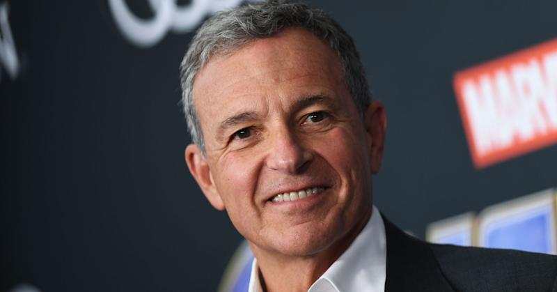 The Walt Disney Company CEO, Robert Iger arrives for the World premiere of Marvel Studios' 'Avengers: Endgame' at the Los Angeles Convention Center on April 22, 2019 in Los Angeles.