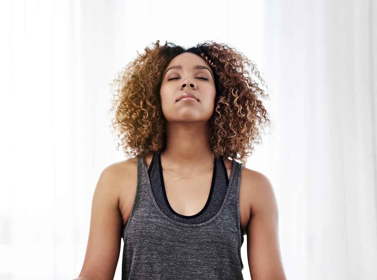 <p>Need to take a moment to stretch and relax? These six restorative yoga poses will do the trick.</p>