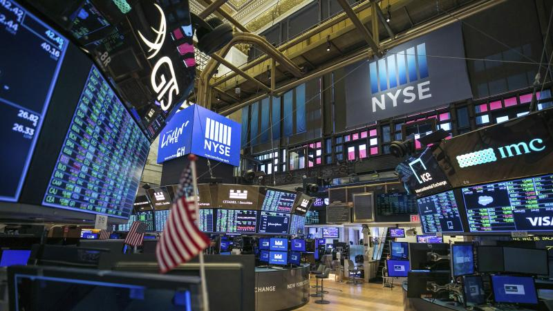 Stocks rise on Wall Street as market heads for three-day rally