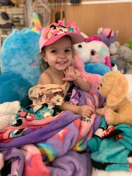 2-Year-Old Georgia Girl Diagnosed with Rare Ovarian Cancer