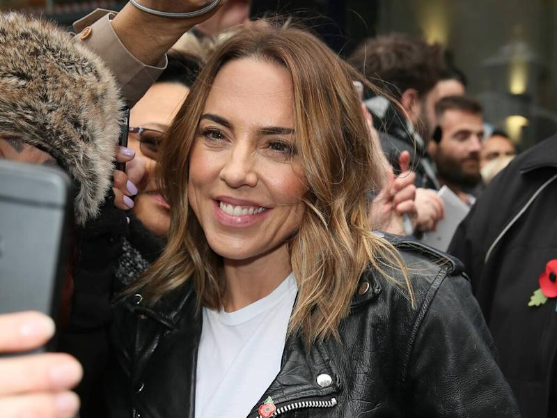 Mel C 'felt a huge weight had been lifted' after depression diagnosis