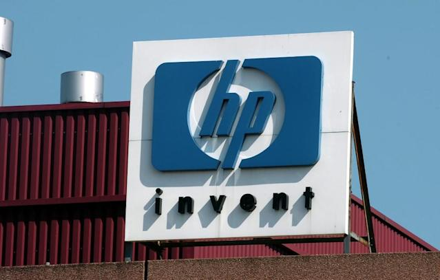 HP Inc's restructuring plan should generate gross annual savings of $200 to $300 million beginning in 2020 but will also result in $350 to $500 million in charges (AFP Photo/Yves Boucau)