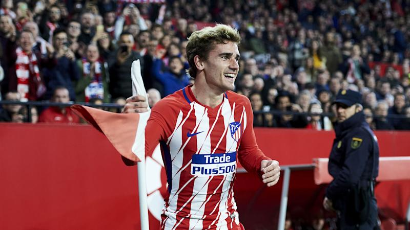 Simeone still hopes Griezmann will stay at Atletico Madrid