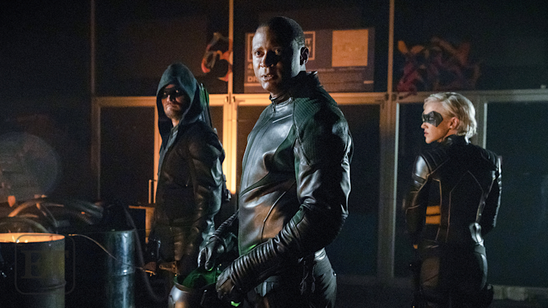 'Arrow' Boss Says It's 'Surreal' Writing Series Finale: 'There's Going to Be a Lot of Tears' (Exclusive)