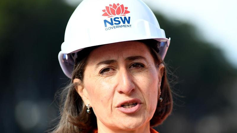 Tunnel fume worries premature: Berejiklian