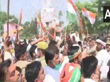 Protests against farm laws intensify, Opposition leaders detained in Delhi, UP, Gujarat; Congress MP moves SC against legislations