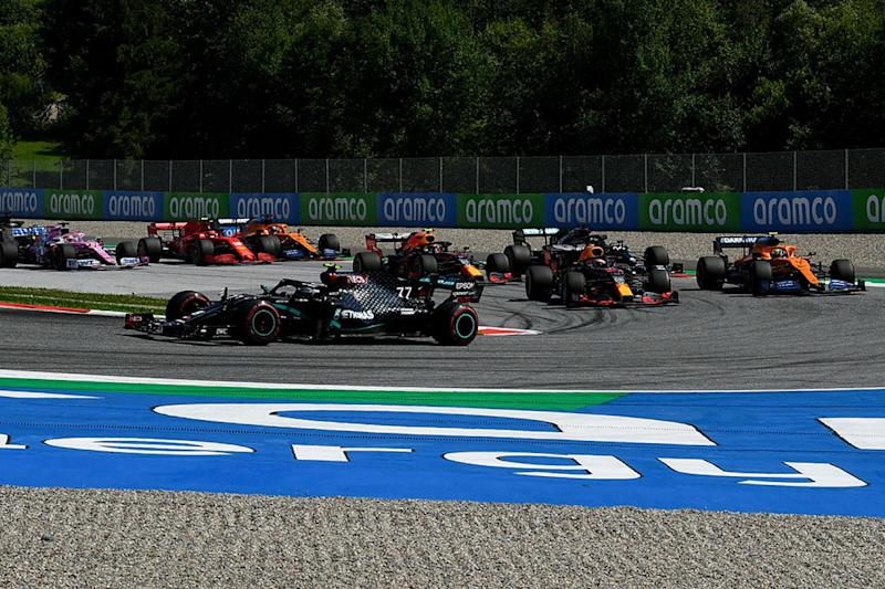 Grid could be set by FP2 times if Saturday rained off
