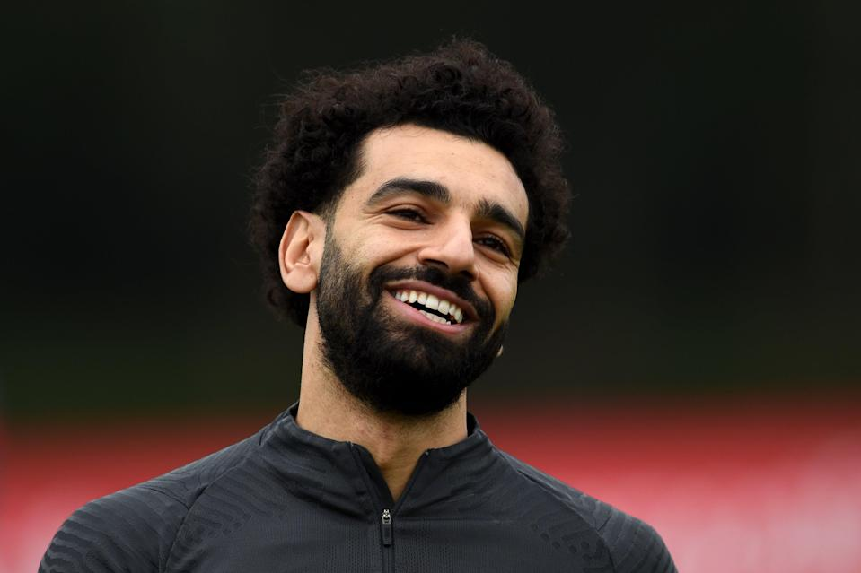 Could Werner be more like Salah?Liverpool FC via Getty Images