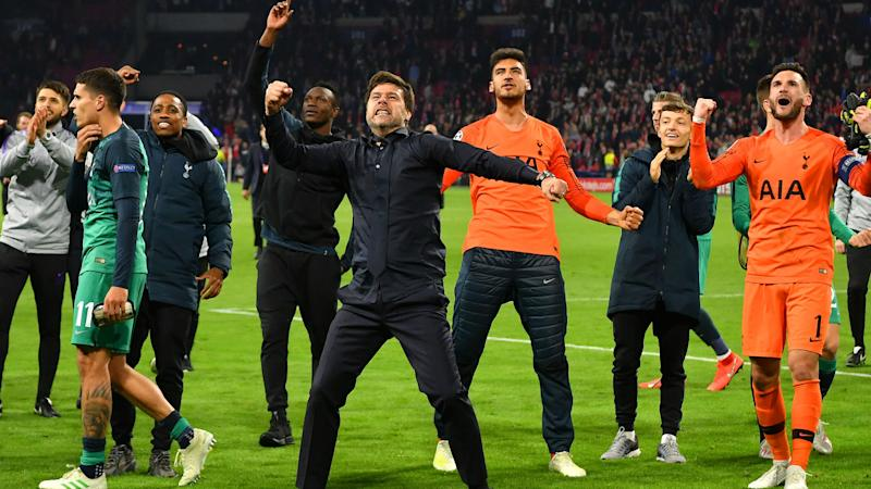 Spurs add to incredible tale of 2019 Champions League drama