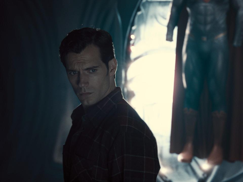 "Superman (Henry Cavill) is resurrected and has to get his memories back in ""Zack Snyder's Justice League."""