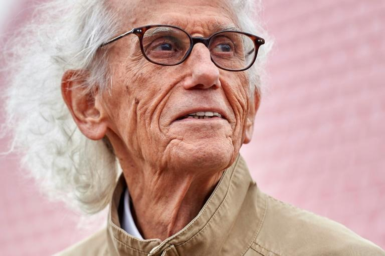Artist Christo spent decades wrapping landmarks and creating improbable structures around the world