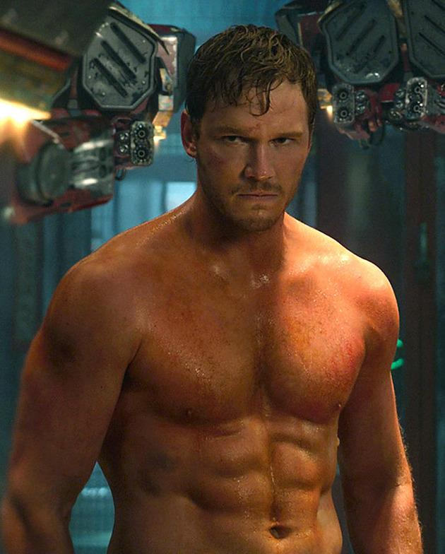 "<p>Pratt famously trimmed down and bulked up to play Peter Quill, aka Star Lord, in this summer's  'Guardian's of the Galaxy.' But he's just the latest actor to get super-buff to play a superhero. <br><br><a rel=""nofollow"" href=""http://au.movies.yahoo.com/movie/77917/video-guardians-of-the-galaxy-trailer/trailers/21566699/"">Watch the 'Guardians of the Galaxy' trailer</a></p>"