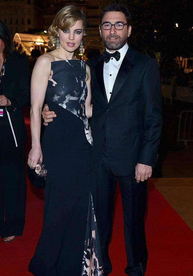 Melissa and ex-partner Jean-David Blanc were involved in an alleged altercation. Source: Getty