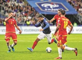 Euro 2020 qualifying: Easy for England, France