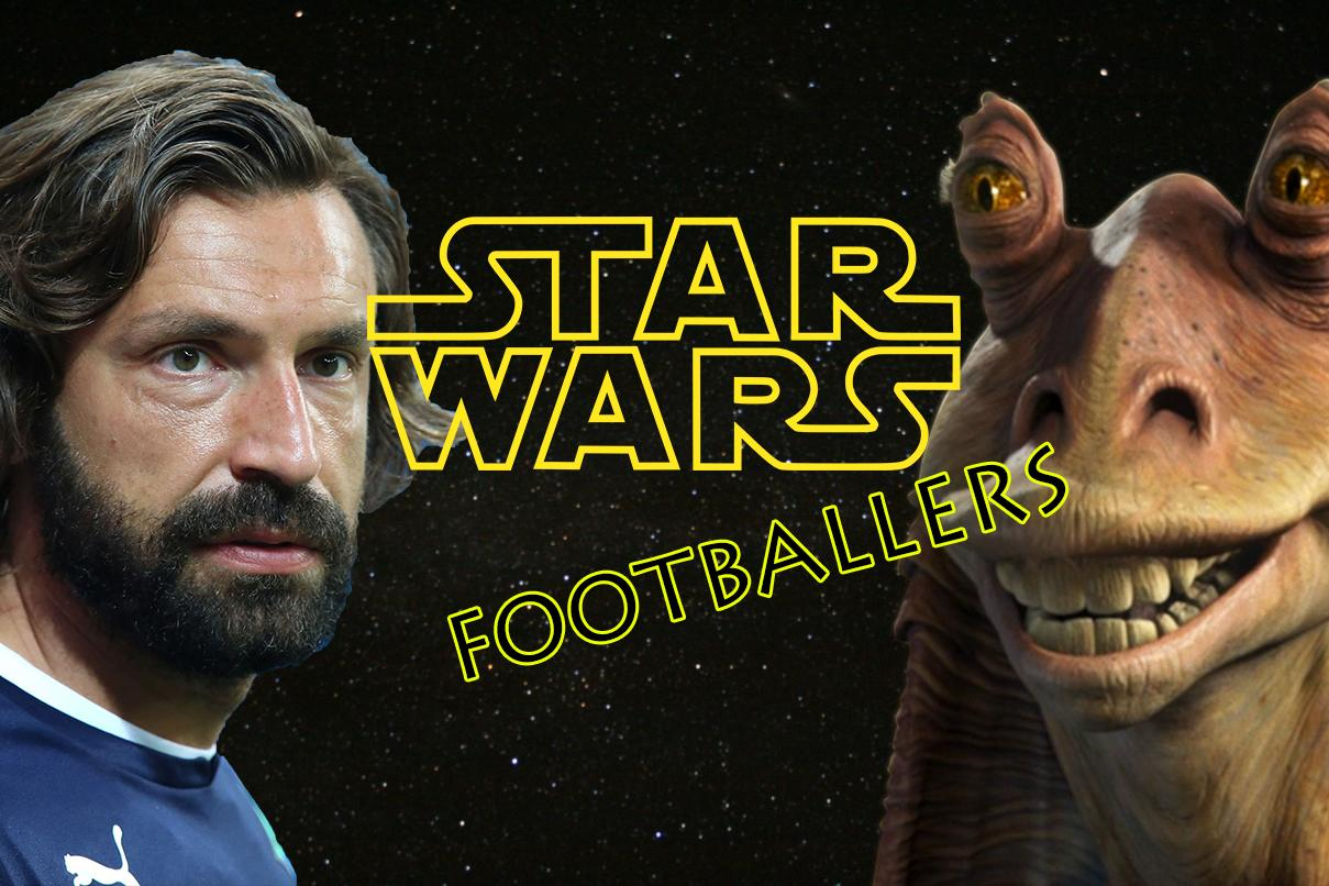 <p>It's Star Wars Day so Yahoo Sport UK has picked a football team made up of a galaxy of puntastic players. </p>
