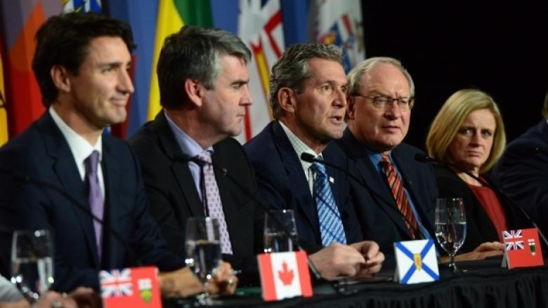 Feds threaten to pull $60M for tech centre over Pallister's refusal to sign health deal