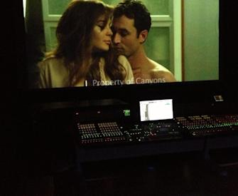 'The Canyons' with Lindsay Lohan and James Deen