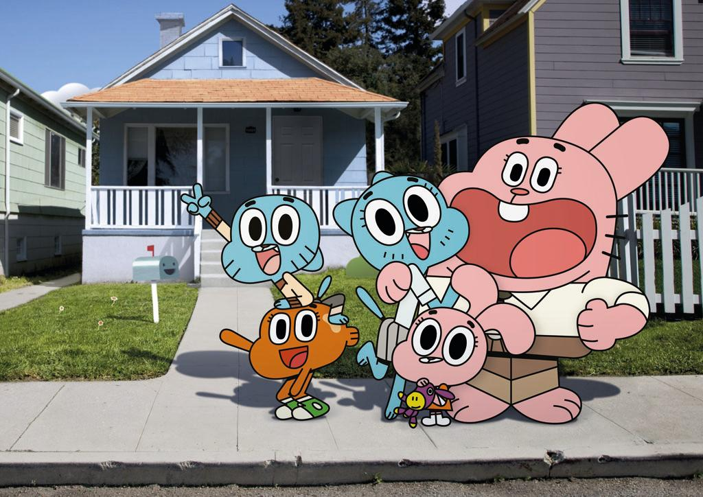 """The Amazing World of Gumball"" holiday special on Cartoon Network