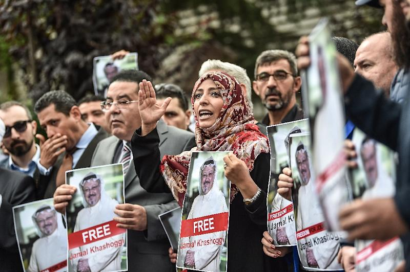 Saudi Arabia to let Turkey search consulate over missing journalist