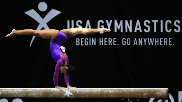 """Faehn is no longer with USA Gymnastics. This is a personnel matter that we will not discuss in detail,"" USAG CEO Kerry Perry said."