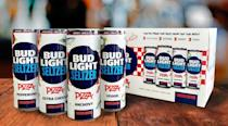<p>Seems like every day there's a new hard seltzer, but would you try a pizza flavor? In four cheesy flavors — pepperoni, anchovy, veggie, and extra cheesy — this variety pack would definitely be the talk of the party. </p>