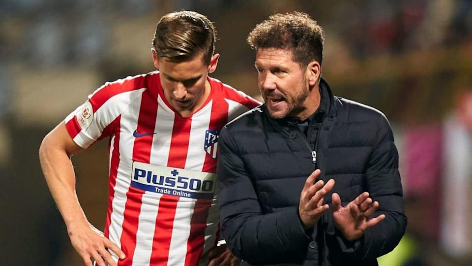 Simeone ha hecho un equipo muy completo | Quality Sport Images/Getty Images