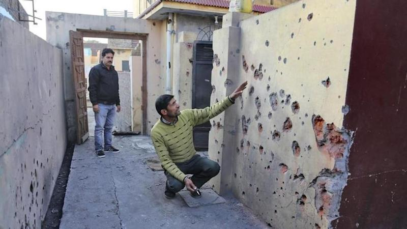 Continued Pakistani firing forces 1L J&K locals to flee homes