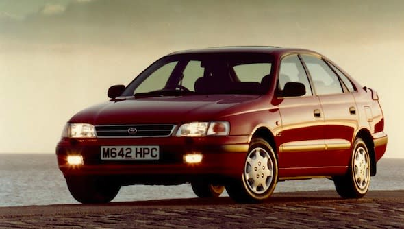 Toyota's British-built Carina
