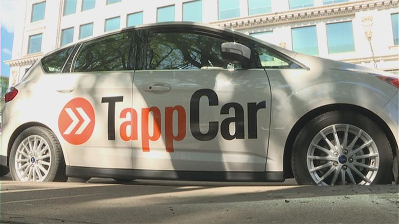 Ride-hailing company TappCar decides it's worth the trip to Steinbach