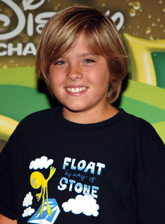 <p>Not only was Dylan Sprouse a bonafide Disney star, he and his twin, Cole, were in the industry since they were 8 months old. The twins, who sometimes played the same character, were known for their roles in <em>Big Daddy, </em><em>Friends, </em>and later <em>The Suite Life of Zack & Cody</em>. </p>