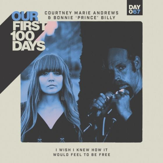 """Courtney Marie Andrews & Bonnie 'Prince' Billy – """"I Wish I Knew How It Would Feel To Be Free"""""""