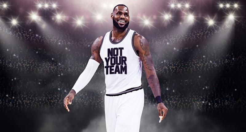 8e5d654134e LeBron James definitely isn t coming to your favorite NBA city