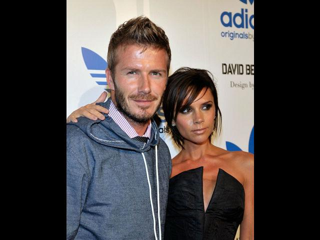 <b>2. David and Victoria Beckham </b><br>Victoria aka Posh was part of the girl band Spice Girls, before she garnered international fame in the fashion industry with her amazing sense of style and her newfound love for painfully high and sexy stilettos. In spite of giving birth to four kids, she continues to rock fashion magazine covers and red carpets across the world. Her status as a global fashion icon is perfectly complemented by her husband David Beckham. The footballer himself is a force to reckon with in the world of fashion, thanks to his ever-changing hair styles and budding modeling career as the face of Armani and H&M.