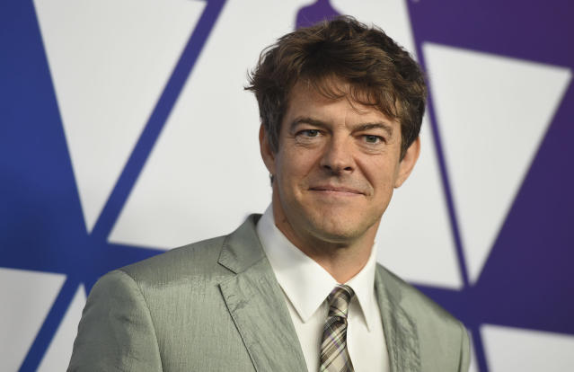 Jason Blum arrives at the 91st Academy Awards Nominees Luncheon on Monday, Feb. 4, 2019, at The Beverly Hilton Hotel in Beverly Hills, Calif. (Photo by Jordan Strauss/Invision/AP)