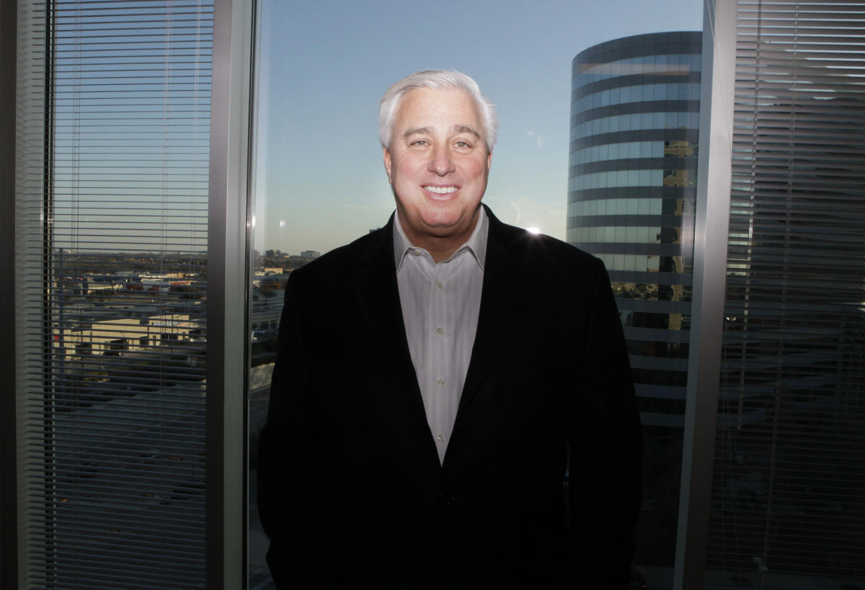 Ed Butowsky at his office in Dallas in 2010. (Photo: LM Otero/AP)