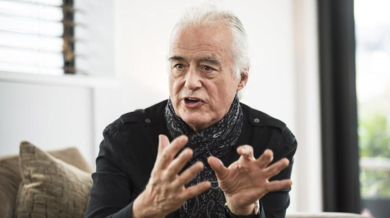 Watch Jimmy Page Talk 'BBC Sessions' in Facebook Live Chat