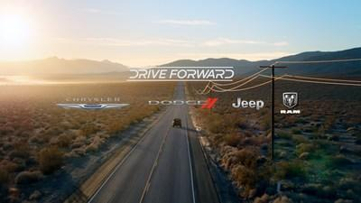 """FCA announces the """"Drive Forward"""" initiative, which offers incentives and support to consumers. Starting today, April 1, special incentives are available, including 0% financing for 84 months and no payments for 90 days on select FCA 2019 and 2020 models."""