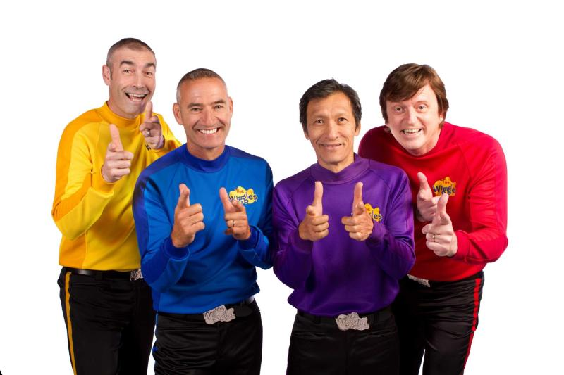 The Wiggles are reuniting to help the bushfire effort, and they're dishing on their early days. Photo: The Wiggles