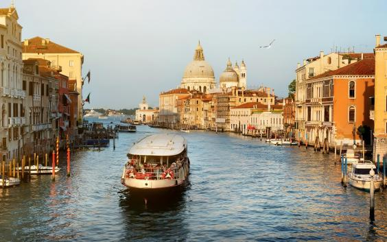 Hop on a vaporetto and explore beyond the Grand Canal (iStock)